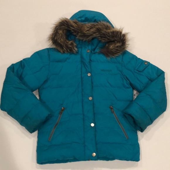 Marmot Other - Girls Marmot Hailey down coat